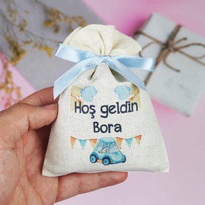 Lavanta Kesesi bebek hediyesi