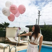 Bride To Be Balon