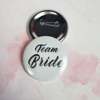 Team Bride Rozet